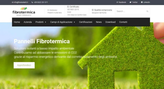 Fibrotermica
